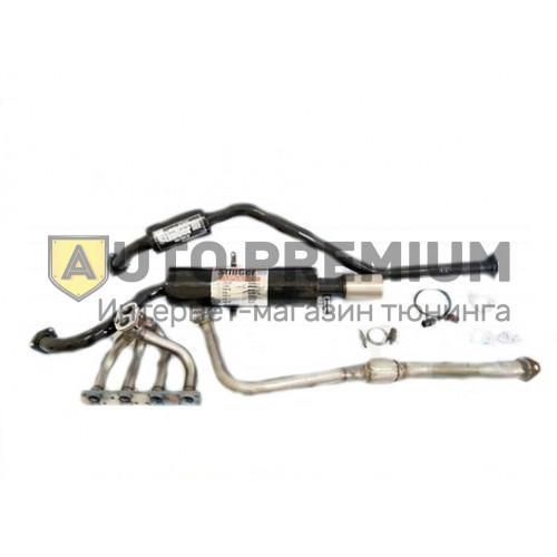 Выпускной комплект ВАЗ 2108-09-099 8v 1,5л без глушителя